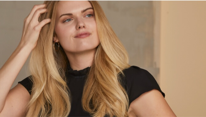An Effortless Blow Dry with Pro Signature Salon Ionic Dryer