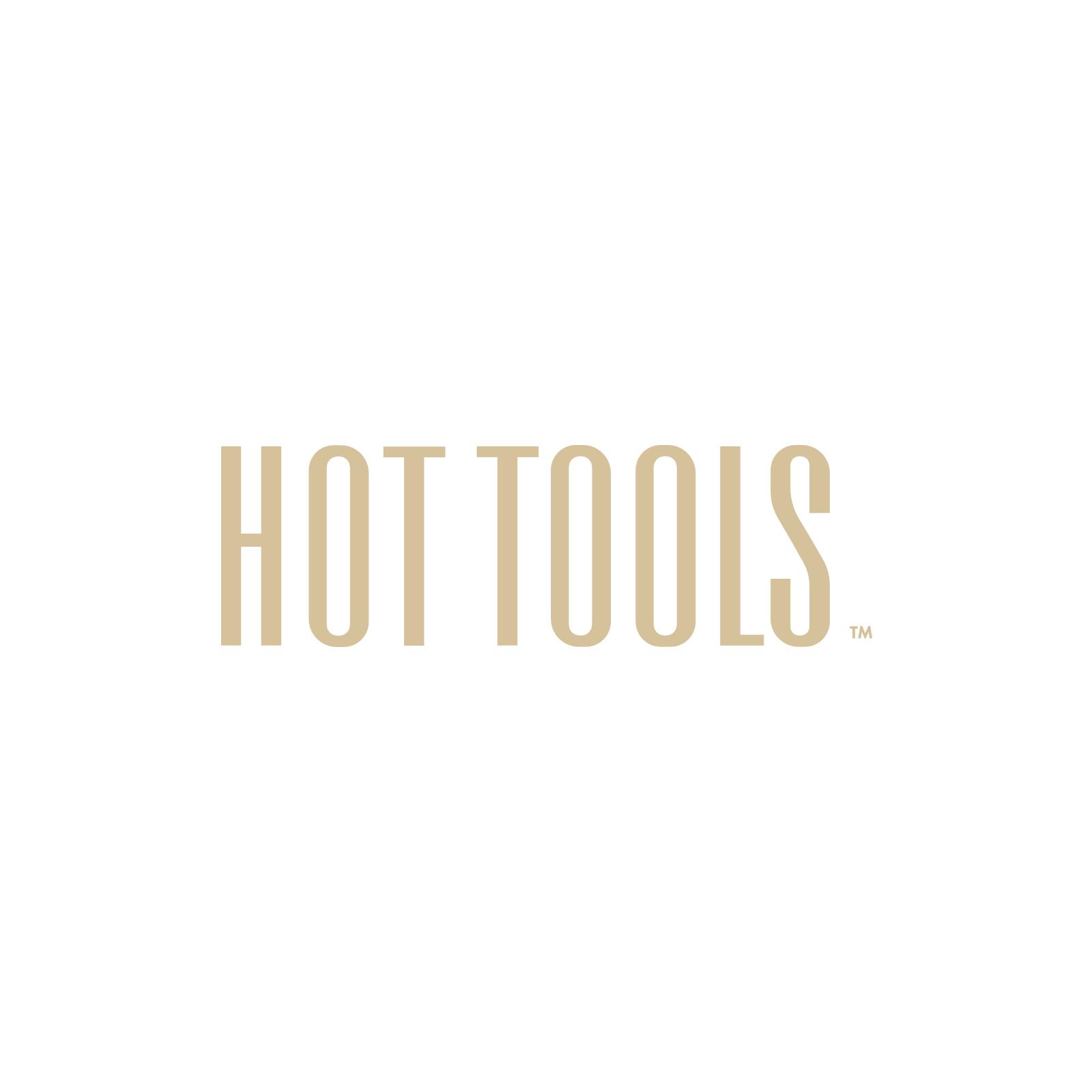 "HOT TOOLS BLACK GOLD 5/8""  RIBBON CURLING IRON product image"