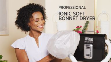 Smooth, Defined Style with a Pro Artist Soft Bonner Dryer