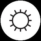 Round brush design